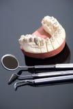 εργαλεία οδοντιάτρων Στοκ Εικόνες