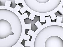 εργαλεία τρία Στοκ εικόνα με δικαίωμα ελεύθερης χρήσης