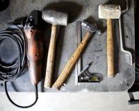 εργαλεία χεριών Στοκ εικόνες με δικαίωμα ελεύθερης χρήσης