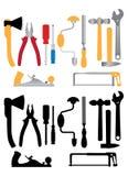 εργαλεία χεριών Στοκ Φωτογραφία
