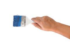 εργαλεία χρωμάτων στοκ εικόνα με δικαίωμα ελεύθερης χρήσης