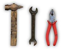 εργαλεία Στοκ εικόνες με δικαίωμα ελεύθερης χρήσης