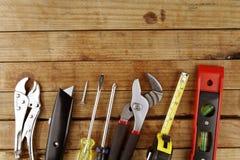 Εργαλεία Στοκ Φωτογραφία
