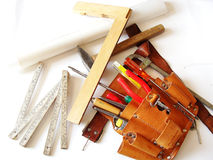 εργαλεία στοκ εικόνα