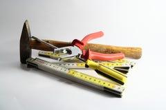 εργαλεία bricolage στοκ φωτογραφία