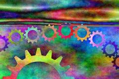 εργαλεία psychedelic Στοκ φωτογραφίες με δικαίωμα ελεύθερης χρήσης