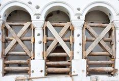 Εργασία αποκατάστασης Στοκ Εικόνες