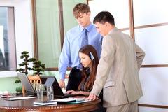 εργασία γραφείων στοκ φωτογραφία με δικαίωμα ελεύθερης χρήσης