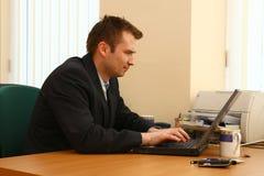 εργασία γραφείων Στοκ εικόνες με δικαίωμα ελεύθερης χρήσης