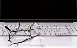 εργασία γυαλιών στοκ φωτογραφία με δικαίωμα ελεύθερης χρήσης