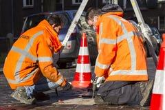 Εργασία επισκευής Στοκ εικόνες με δικαίωμα ελεύθερης χρήσης