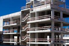Εργασία εργοτάξιων οικοδομής οικοδόμησης Στοκ εικόνες με δικαίωμα ελεύθερης χρήσης