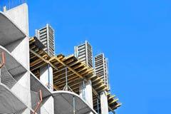 Εργασία εργοτάξιων οικοδομής Στοκ φωτογραφία με δικαίωμα ελεύθερης χρήσης