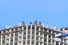 Εργασία εργοτάξιων οικοδομής Στοκ φωτογραφίες με δικαίωμα ελεύθερης χρήσης