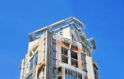 Εργασία εργοτάξιων οικοδομής Στοκ Εικόνα