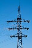 εργασία ηλεκτρικής ενέρ&gamm Στοκ φωτογραφίες με δικαίωμα ελεύθερης χρήσης