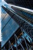 εργασία θέσεων επιχειρησιακών γραφείων κτηρίου διαμερισμάτων Στοκ Φωτογραφίες