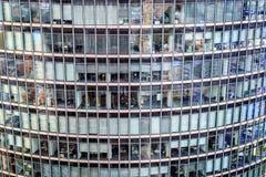 εργασία θέσεων επιχειρησιακών γραφείων κτηρίου διαμερισμάτων στοκ εικόνες με δικαίωμα ελεύθερης χρήσης