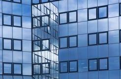 εργασία θέσεων επιχειρησιακών γραφείων κτηρίου διαμερισμάτων Στοκ Φωτογραφία