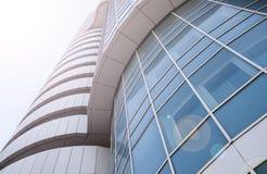 εργασία θέσεων επιχειρησιακών γραφείων κτηρίου διαμερισμάτων Στοκ φωτογραφία με δικαίωμα ελεύθερης χρήσης