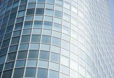 εργασία θέσεων επιχειρησιακών γραφείων κτηρίου διαμερισμάτων Στοκ Εικόνα