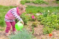 εργασία κήπων Στοκ φωτογραφία με δικαίωμα ελεύθερης χρήσης