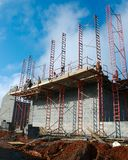 εργασία κατασκευής Στοκ φωτογραφία με δικαίωμα ελεύθερης χρήσης