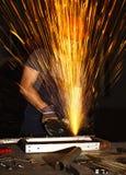 εργασία κινδύνου στοκ φωτογραφία με δικαίωμα ελεύθερης χρήσης