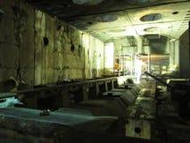 Εργασία μέσα στο φούρνο Στοκ φωτογραφίες με δικαίωμα ελεύθερης χρήσης