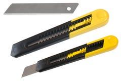 εργασία μαχαιριών Στοκ εικόνες με δικαίωμα ελεύθερης χρήσης