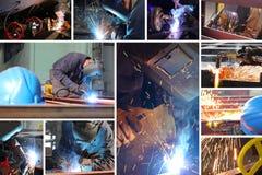 εργασία οξυγονοκολλ&et Στοκ φωτογραφίες με δικαίωμα ελεύθερης χρήσης