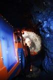 εργασία ορυχείων Στοκ φωτογραφίες με δικαίωμα ελεύθερης χρήσης