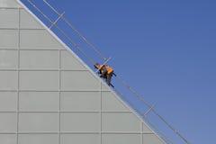 εργασία περιοχών ατόμων κ&alpha Στοκ εικόνα με δικαίωμα ελεύθερης χρήσης