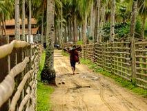 Εργασία στις Φιλιππίνες στοκ εικόνα με δικαίωμα ελεύθερης χρήσης