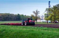 Εργασία στο αγρόκτημα Στοκ Φωτογραφία