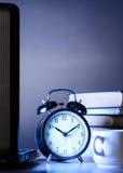Εργασία τη νύχτα Στοκ φωτογραφία με δικαίωμα ελεύθερης χρήσης