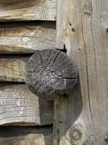 Εργασία του ξύλινου ξυλουργού δομών στοκ φωτογραφία με δικαίωμα ελεύθερης χρήσης