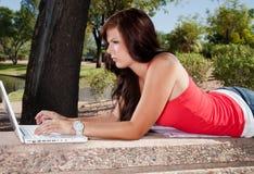 εργασία lap-top στοκ φωτογραφίες με δικαίωμα ελεύθερης χρήσης