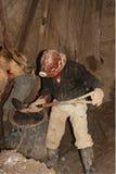 εργασία potos ανθρακωρύχων ορυχείων της Βολιβίας Στοκ Φωτογραφία