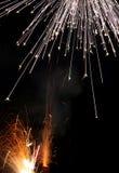 Εργασίες πυρκαγιάς Στοκ φωτογραφία με δικαίωμα ελεύθερης χρήσης