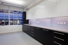 εργασιακός χώρος κουζ&iota Στοκ Φωτογραφία
