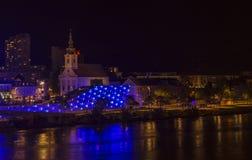 Εργασιακός χώρος πόλεων στο Λιντς Στοκ φωτογραφία με δικαίωμα ελεύθερης χρήσης