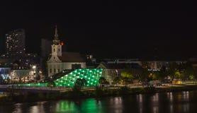 Εργασιακός χώρος πόλεων στο Λιντς Στοκ Εικόνα