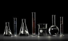 εργαστήριο γυαλικών Στοκ εικόνες με δικαίωμα ελεύθερης χρήσης