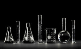 εργαστήριο γυαλικών Στοκ Φωτογραφίες
