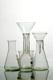 εργαστήριο γυαλιού εξ&omicro στοκ εικόνες
