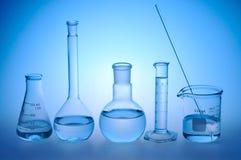 εργαστήριο γυαλιού Στοκ Φωτογραφία