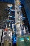 εργαστήριο εξοπλισμού &alpha στοκ εικόνα