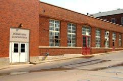 εργαστήριο εφαρμοσμένης μηχανικής Στοκ φωτογραφίες με δικαίωμα ελεύθερης χρήσης