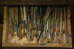 Εργαστήριο καλλιτεχνών ` στοκ φωτογραφία με δικαίωμα ελεύθερης χρήσης
